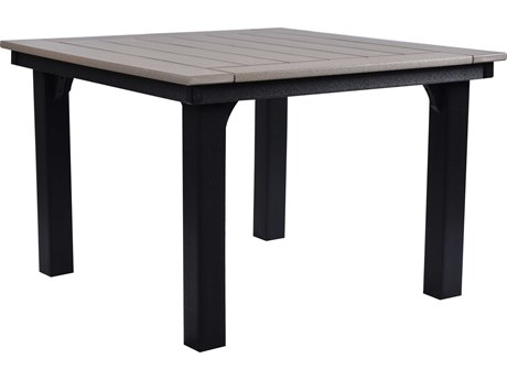 Berlin Gardens Garden Classic Recycled Plastic 44''Wide Square Dining Height Table