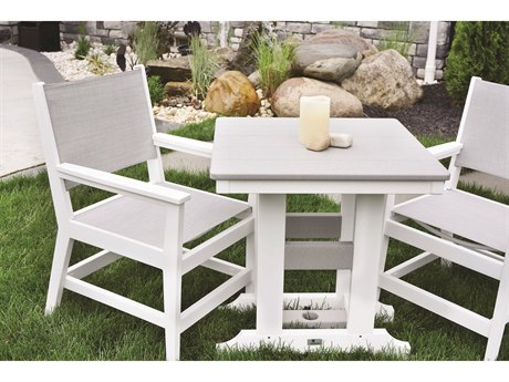 Berlin Gardens Mayhew Recycled Plastic Dining Set PatioLiving