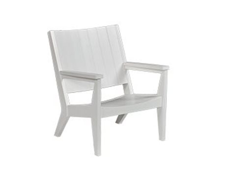 Berlin Gardens Mayhew Recycled Plastic Lounge Chair PatioLiving