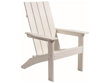 Berlin Gardens Mayhew Recycled Plastic Folding Adirondack Chair PatioLiving