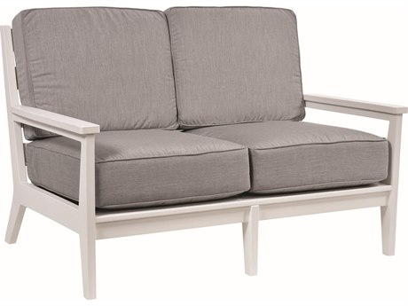 Berlin Gardens Mayhew Recycled Plastic Loveseat PatioLiving