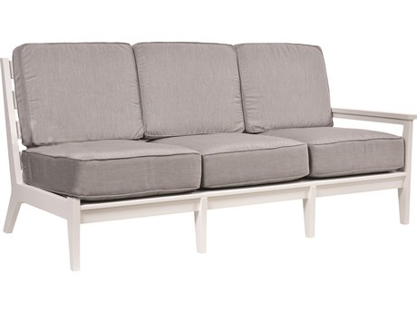 Berlin Gardens Mayhew Recycled Plastic Left Arm Sofa PatioLiving