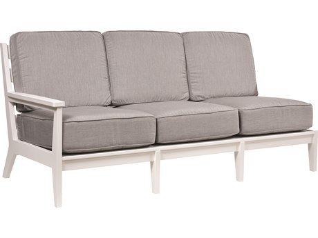 Berlin Gardens Mayhew Recycled Plastic Right Arm Sofa PatioLiving