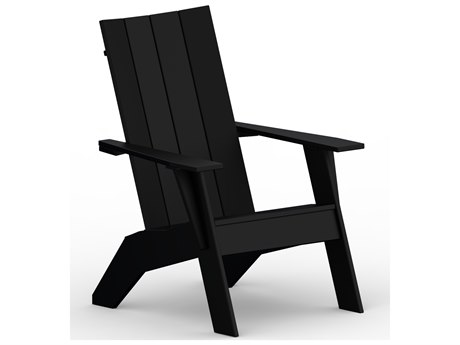 Berlin Gardens Nordic Recycled Plastic Adirondack Chair PatioLiving