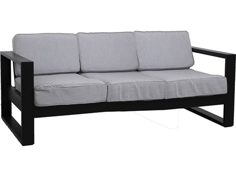 Berlin Gardens Nordic Recycled Plastic Sofa PatioLiving