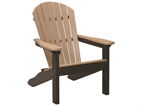 Berlin Gardens Comfo-Back Recycled Plastic Adirondack Chair