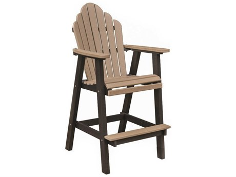 "Berlin Gardens Cozi-Back Recycled Plastic 30"" XT Chair PatioLiving"