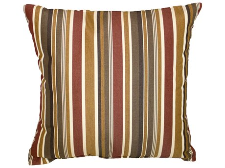 "Berlin Gardens 17"" x 17"" Throw Pillow PatioLiving"