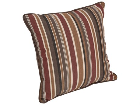 "Berlin Gardens 15"" x 15"" Throw Pillow with Cording"