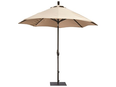 Berlin Gardens Aluminum 9' Octagon Umbrella PatioLiving
