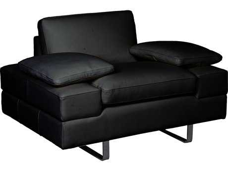 Bellini Lindo Black Club Chair
