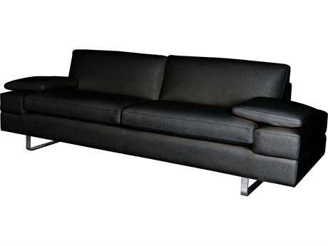 Bellini Lindo Black Sofa