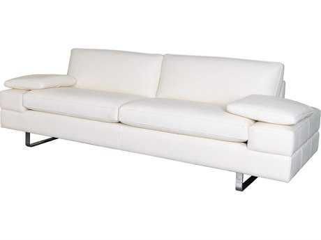 Bellini Lindo White Sofa