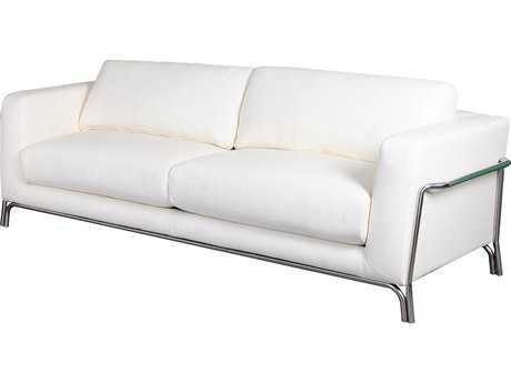 Bellini Perch White Sofa