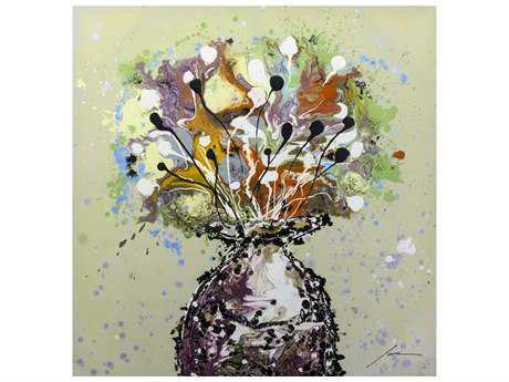 Bromi Design Bouquet Wall Art