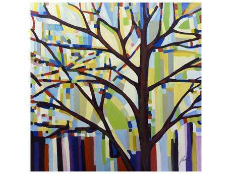 Bromi Design Trees Wall Art