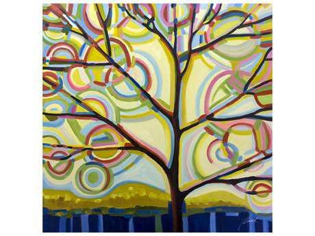 Bromi Design Trees-2 Wall Art