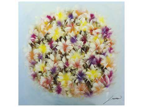 Bromi Design Bouquet-2 Wall Art