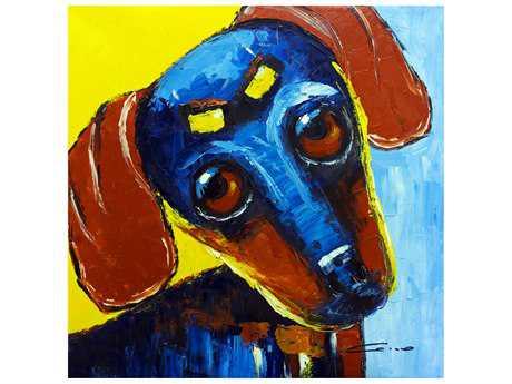 Bromi Design Dog-1 Wall Art