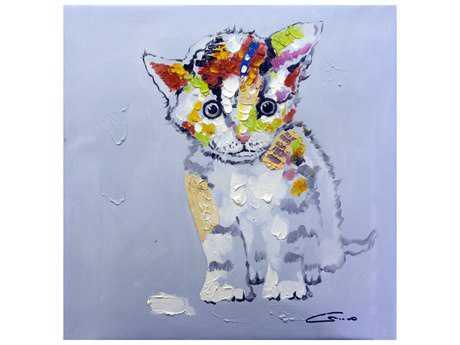 Bromi Design Cat-1 Wall Art