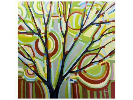 Bromi Design Trees-3 Wall Art