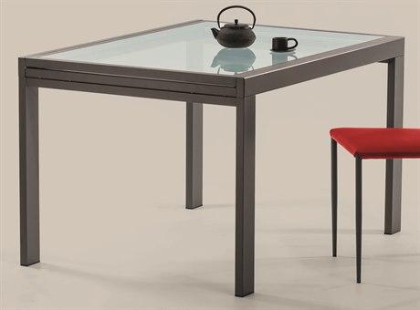 Bontempi Sky 35'' Wide Rectangular Dining Table