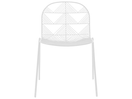 Bend Goods Outdoor Betty White Metal Dining Chair (Sold in 2) BOOBETTYWH
