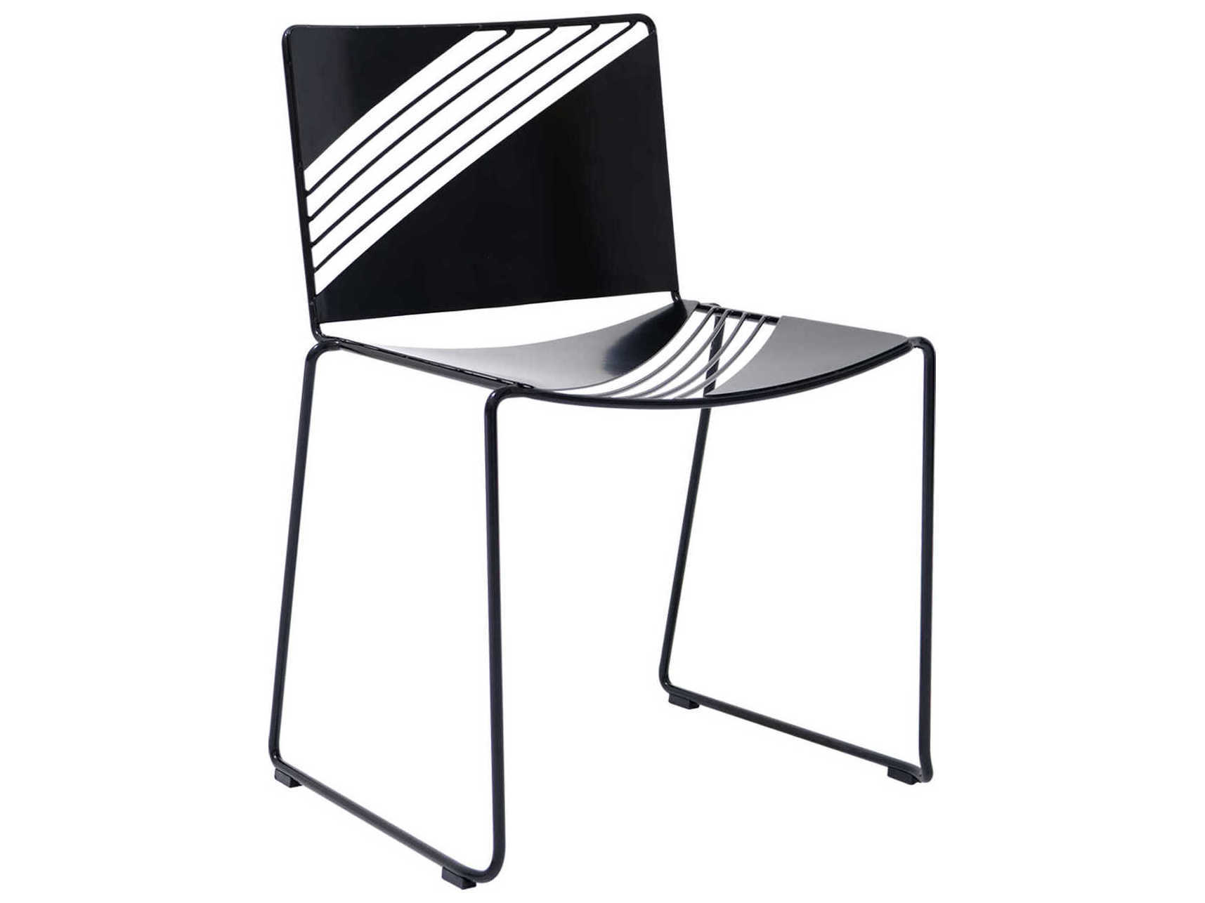 Astounding Bend Goods Outdoor Cafe Black Metal Dining Chair Forskolin Free Trial Chair Design Images Forskolin Free Trialorg