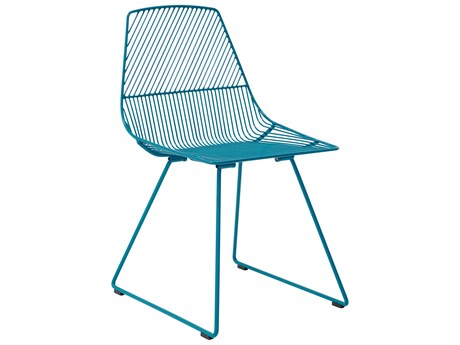 Ethel Peacock Metal Dining Chair (Sold in 2)