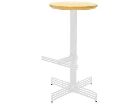 Bend Goods Outdoor Stick White Wood Counter Stool PatioLiving