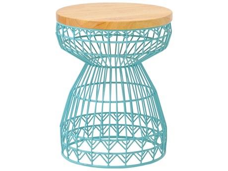 Bend Goods Outdoor Sweet Aqua Wood Dining Chair BOOSWEETAQ