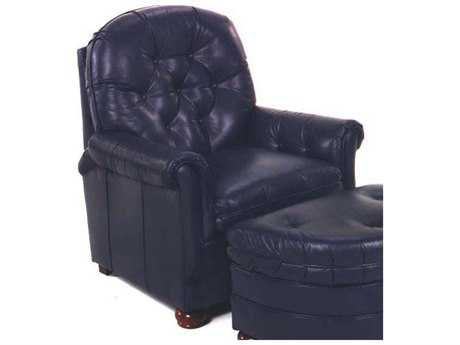 Bradington Young Rockwell Club Chair 8-Way Tie