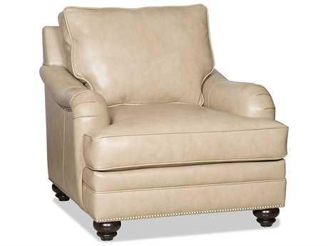 Bradington Young Derring Club Chair 8-Way Tie