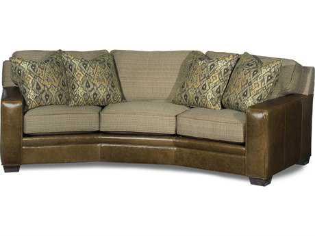 Bradington Young Hanley Angled Sofa 8-Way Tie