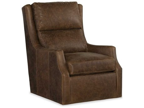 Bradington Young Thomas Swivel Chair 8-Way Tie