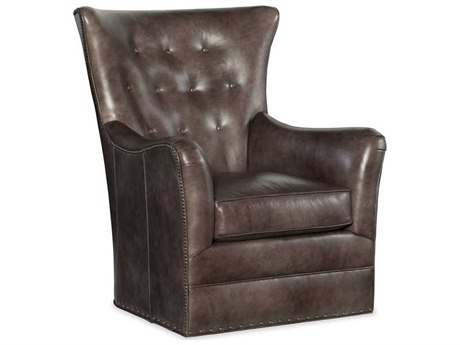 Bradington Young Tannis Swivel Chair 8-Way Tie