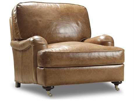 Bradington Young Hamrick Club Chair (Married Cover)