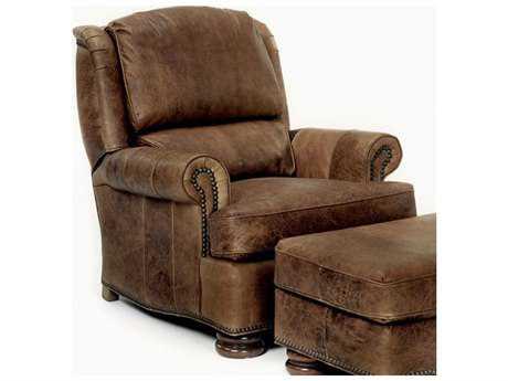 Bradington Young Laredo Club Chair 8-Way Tie