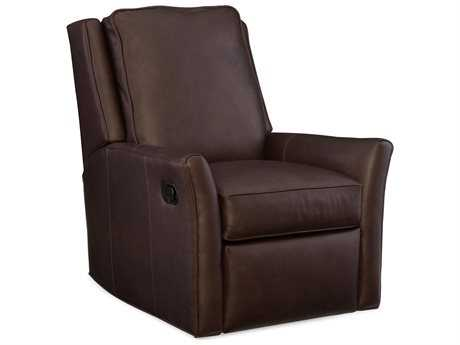 Bradington Young Barnes Swivel Glider Recliner Chair (Married Cover)