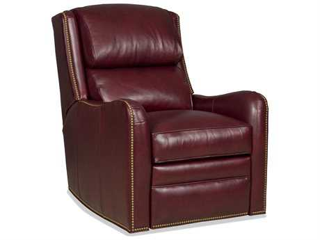 Bradington Young Henley Swivel Glider Recliner Chair (Married Cover)