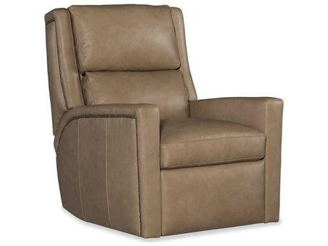 Bradington Young Norman Wall Hugger Swivel Glider Recliner Chair with Articulating HR (Married Cover)