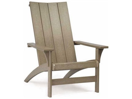 Breezesta Adirondack Recycled Plastic Contemporary Adirondack Chair