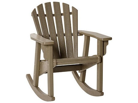 Breezesta Coastal Recycled Plastic Rocker Chair