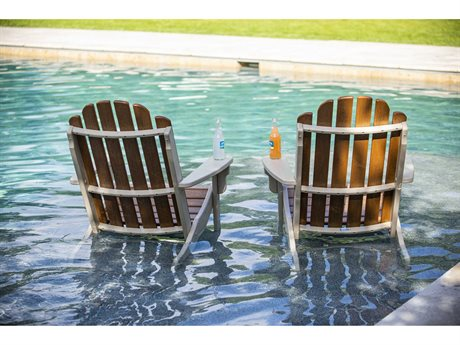 Breezesta Adirondack Recycled Plastic Lounge Set