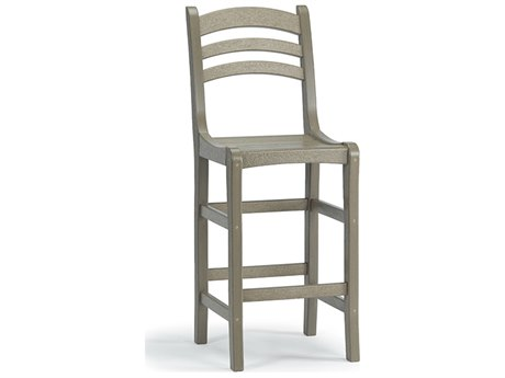 Breezesta Avanti Recycled Plastic Bar Height Side Chair
