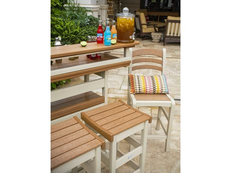 Breezesta Avanti Recycled Plastic Bar Set