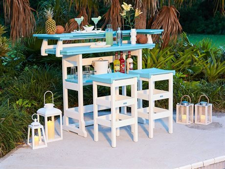 Breezesta Recycled Plastic Bar Set