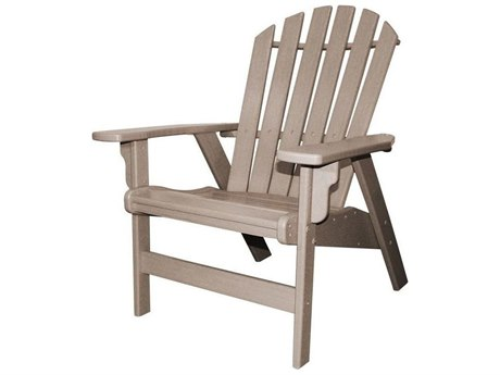 Breezesta Coastal Recycled Plastic Upright Adirondack Chair PatioLiving