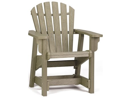 Breezesta Coastal Recycled Plastic Dining Arm Chair PatioLiving