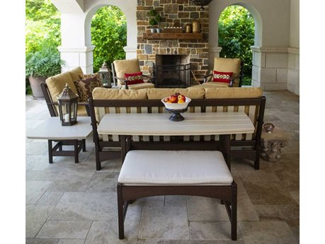 Breezesta Piedmont Recycled Plastic Lounge Set